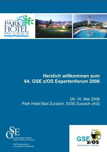 GS z/OS E - Messmer The Brain House
