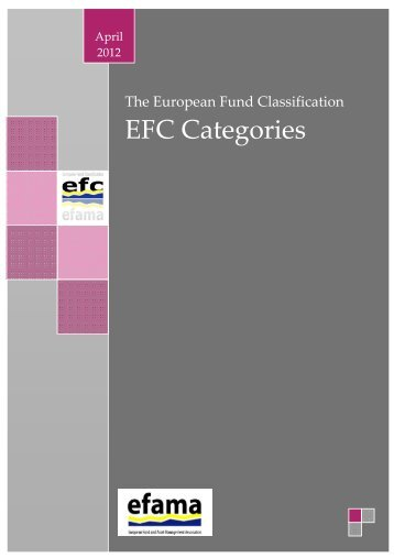 EFC Categories Report.pdf - Efama