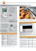 Einfache Temperaturmessung - Testo AG - Seite 2