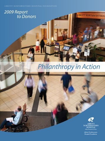 Philanthropy in Action - Allina Health