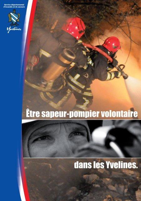 être Sapeur Pompier Volontaire Dans Les Yvelines Sdis78