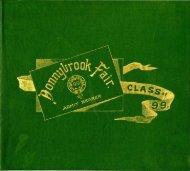 Donnybrook Fair 1899 - Goucher College
