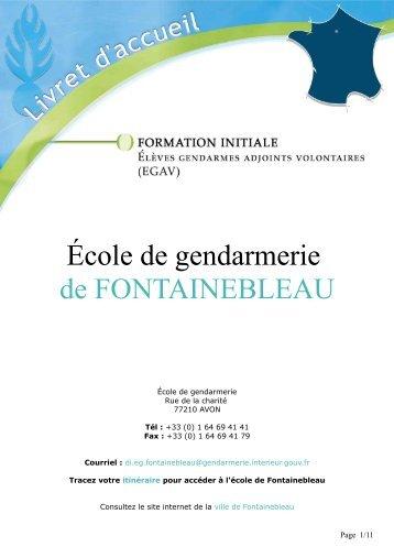 gendarmerieinterieurgouvfr magazines