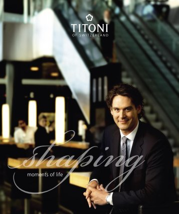 shaping - Titoni