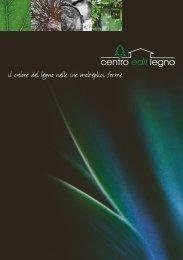 clicca qui per scaricare una brochure sulle nostre - Edil legno
