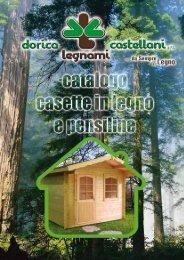 scarica il catalogo in pdf - Case in legno