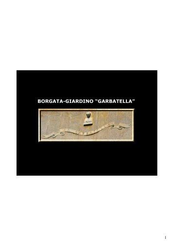 """BORGATA-GIARDINO """"GARBATELLA"""" - AngeloFerretti.com"""