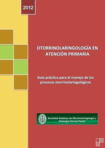 Otorrinolaringología en Atención Primaria. 2012.pdf - Sociedad ...