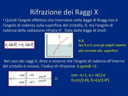 I Raggi X (2)
