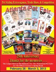 Download Catalog - Atlanta Pet Fair