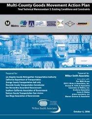 e.1 multi-county goods movement action plan - Metro Bus