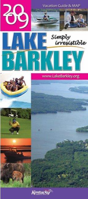 Mileage - Lake Barkley