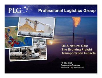 presentation - Professional Logistics Group