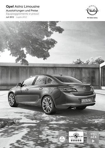 Opel PLUS++++ - GM Suisse SA - Opel
