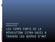 Les temps forts de la Révolution (1789-1815) - Bulletin Numismatique