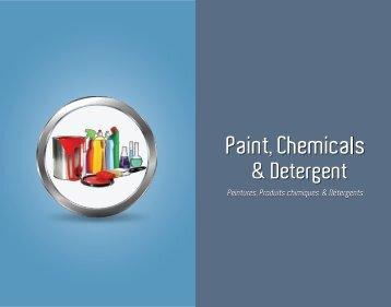 Chemicals - Enterprise Mauritius