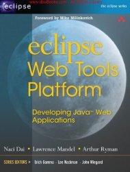 300927_Eclipse%20Web%20Tools%20Platform%20-%20Developing%20Java%20Web%20Applications