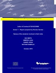 Annex 1 - the European External Action Service - Europa