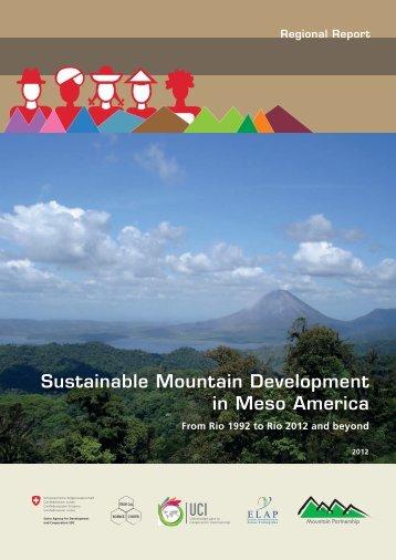 MESO AMERICA FINAL Mountains Report.pdf - Mountain Partnership