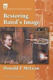 Restoring Baird's Image - IET Digital Library
