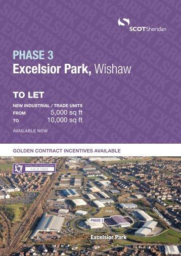 Excelsior Park, Wishaw - NovaLoca