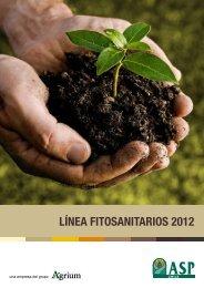Descargar Catálogo Fitosanitarios - ASP Chile