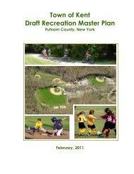 Town of Kent Draft Recreation Master Plan
