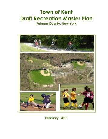 Town of Kent Draft Recreation Master Plan