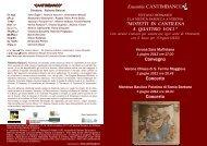 programma sala.pdf - Ordine degli Architetti della Provincia di Verona