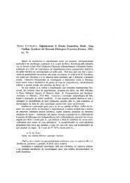 MARIO CANTILENA, Enjambement E Poesia Esametrica Orale: Una ...