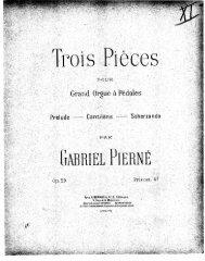 Page 1 Page 2 Page 3 TMS P1`eC€S Grand Orgue à Pédales ...