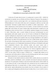 Claudia Berra, Le canzoni degli occhi - Sinestesie