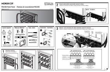 PS5 BIX Patch Panel Installation Guide - Belden