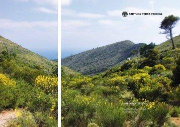 Jahresbericht 2010/2011 im PDF-Format - Stiftung Terra Vecchia