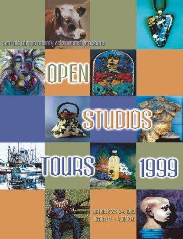 Open Studios Catalog binded - Botticellidesign.com