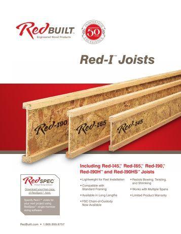 Trus Joist Commercial Tji L65 L90 H90 Nad Hs90