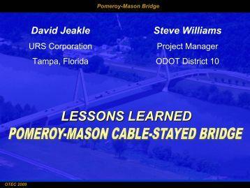 A. Pomeroy Mason Bridge