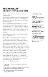 (22, 24 Mar) PDF - Sydney Symphony Orchestra