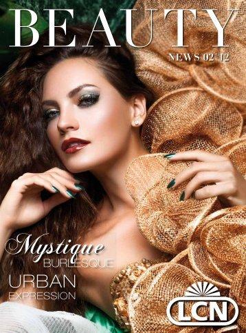revista 2012 otoño-invierno mystique- urban lcn - CEM Zaragoza