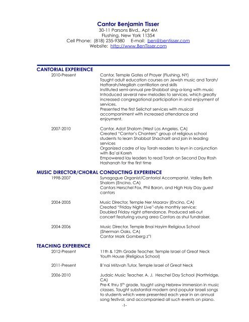 Cantor resume resume format animation jobs