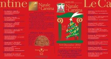 Natale in Cantina - Conti di Buscareto