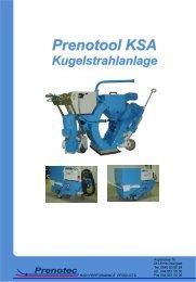 Prenotool KSA Kugelstrahlen.xlsx - Tilag AG