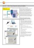 Kontrola rosného bodu tlakového vzduchu testo 6721 - Page 2