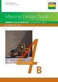 Masonry Design Guide - Boral - Page 7