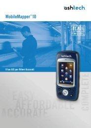 MobileMapper®10 - TOPTEC Lutz