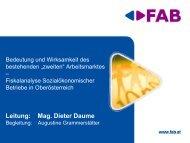Folie 1 - FAB