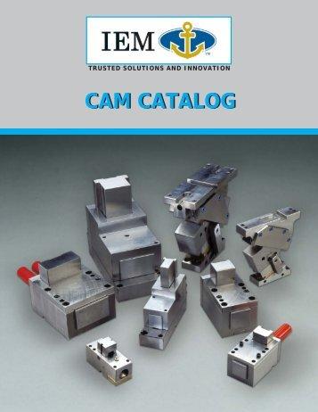 IEM Cam Catalog - Danly IEM