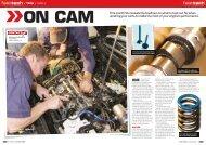 ON CAM - Motorsport Developments