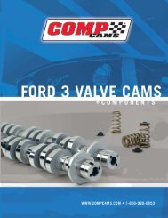3Valve_ Brochure.qxd - COMP Cams