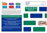 Rent Bond scheme - Tameside Housing Advice